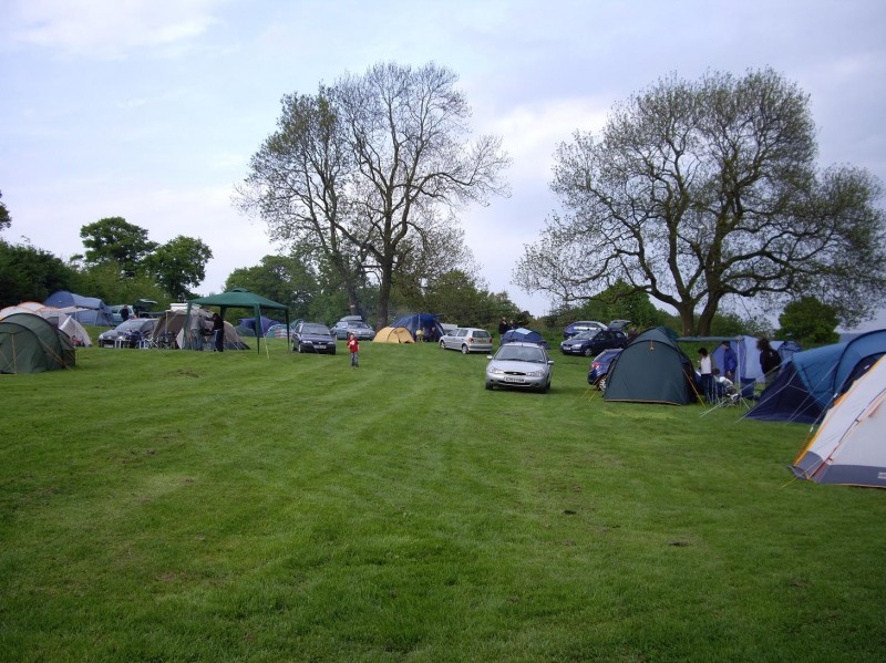 Barn Farm Campsite Is A Campsite And Caravan Park In