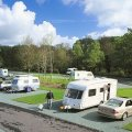 Longleat Caravan Club Site