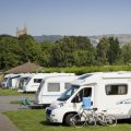 Cheddar Caravan Club Site