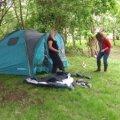 Newbourne Woodland Campsite