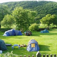 Llechrwd Riverside Campsite