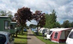 Yorkshire Hussar Inn Caravan Park