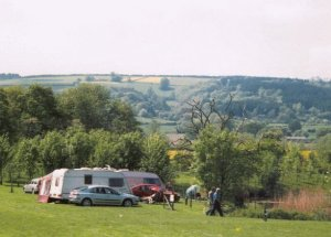 The Millpond touring caravans and camping