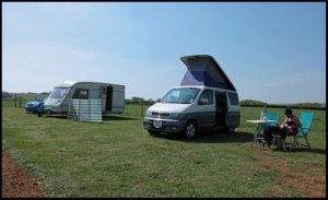 Crossing Farm Touring Caravan & Campsite