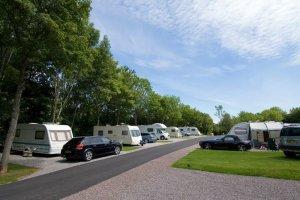 Minehead Caravan Club Site