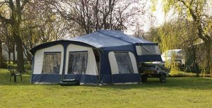 Elvington Fisheries Camping and Caravan site