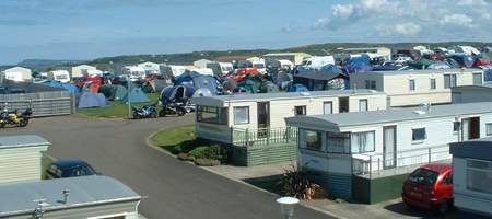 Hilltop Holiday Park In County Londonderry