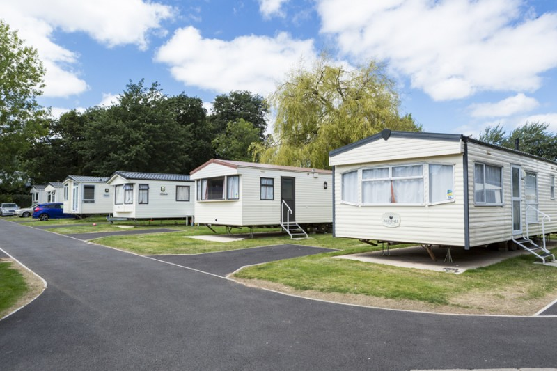 Dawlish Sands Holiday Park In Devon T Amp T Campsite And