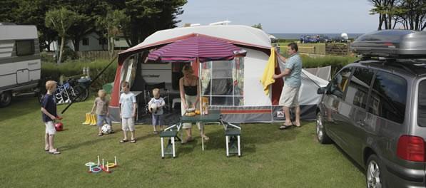 Ruda Holiday Park In North Devon T Amp T Campsite And