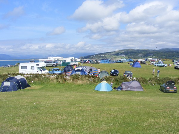 Shell island camping in north wales t t campsite and Campsites in north wales with swimming pools