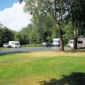 Bromyard Downs Caravan Club Site