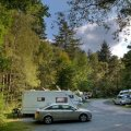 Borrowdale Caravan Club Site