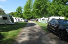 Grass Touring Pitches at Callander Woods