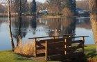 Autumn sun over Loch