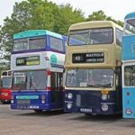 The transport museum Wythall
