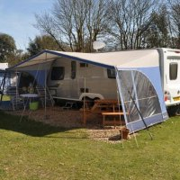 The Hollies Camping & Leisure Resort