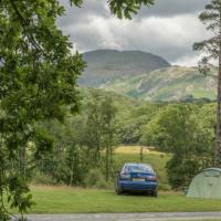 Hoathwaite National Trust Campsite