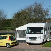 The Golden Coast camping and touring site