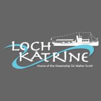 Campsites close to Loch Katrine - SS Sir Walter Scott