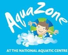 Campsites close to Aquazone at the National Aquatic Centre