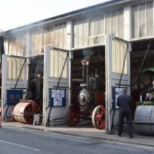 Charles Burrell Steam Museum