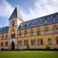 Campsites close to Oxford University Museum of Natural History