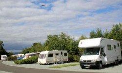 Edinburgh Caravan Club Site