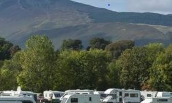Keswick Camping and Caravanning Club Site