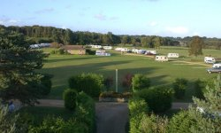 Harrow Wood Caravan Site