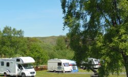 Woodlands Caravan Park Devils Bridge