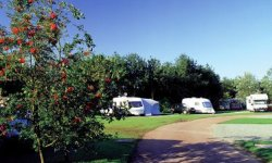 West Ayton Caravan Club Site