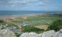 Hillend Camping & Caravan Park