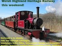 The Welsh Highland Heritage Railway