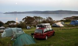 Ardnamurchan Campsite