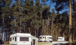 Carsington Water Caravan Club Site