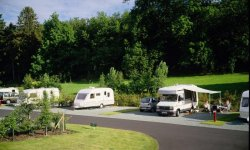 Melrose Gibson Park Caravan Club Site