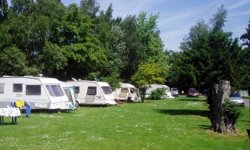 Grafham Water Caravan Club Site
