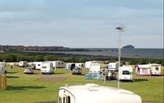 Dunbar Camping and Caravanning Club Site