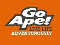 Go Ape at Chessington World of Adventure