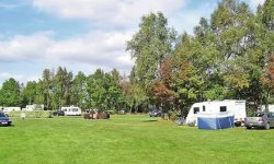 The Globe Inn caravan and camping pub site