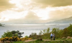 Luss Camping and Caravanning Club Site