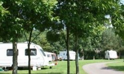 Burford Caravan Club Site