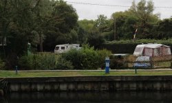 Hoe Mill Lock Campsite