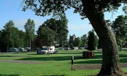 Hoddom Castle Caravan and Camping Park