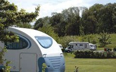 Delamont Camping and Caravanning Club Site