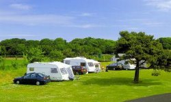 Yellowcraig Caravan Club Site