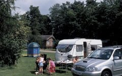 Canterbury Camping and Caravanning Site