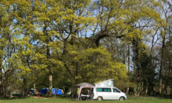 kitts cottage campsite