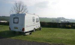 Llwynifan Farm caravan site
