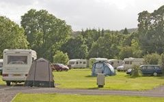 Moffat Camping And Caravanning Clubsite